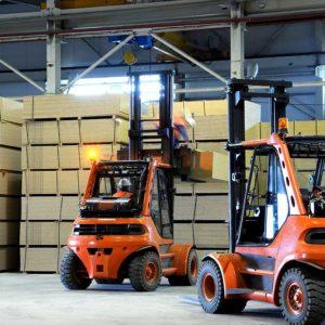 Forklift Truck Seats